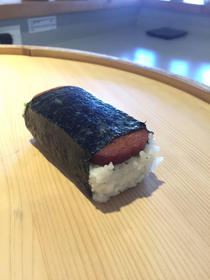 Spam Musubi!